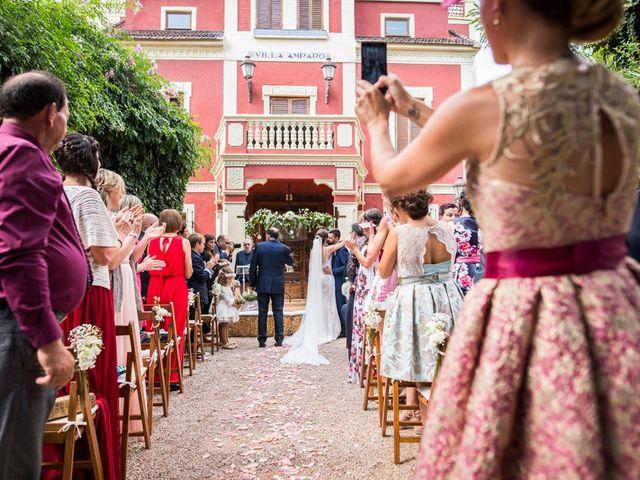 La boda de Sam y Aroa en Valencia, Valencia 42