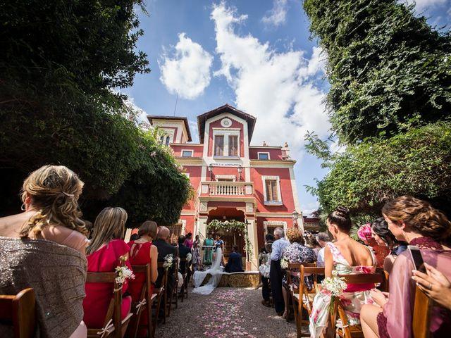 La boda de Sam y Aroa en Valencia, Valencia 44