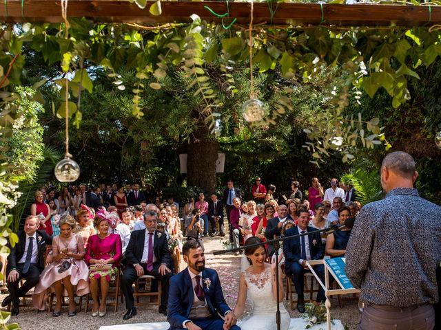 La boda de Sam y Aroa en Valencia, Valencia 45