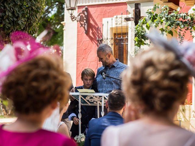 La boda de Sam y Aroa en Valencia, Valencia 47