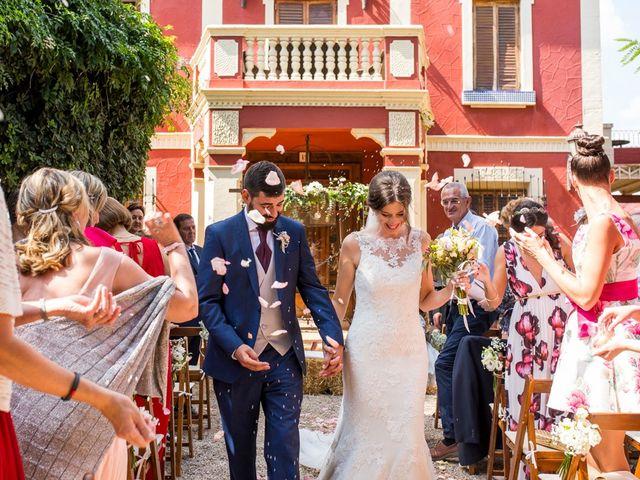 La boda de Sam y Aroa en Valencia, Valencia 60