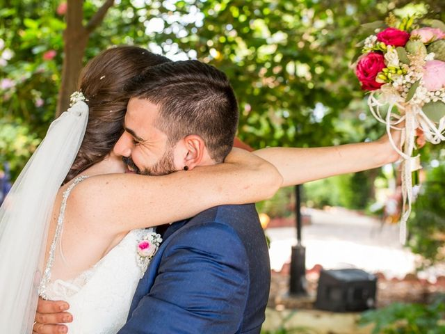 La boda de Sam y Aroa en Valencia, Valencia 63