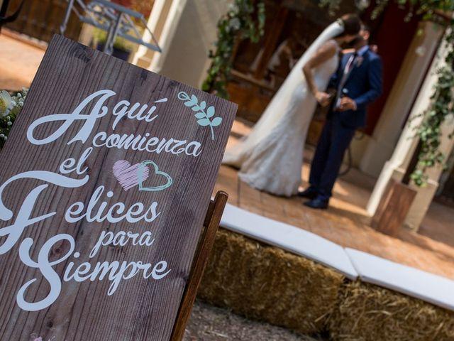 La boda de Sam y Aroa en Valencia, Valencia 65