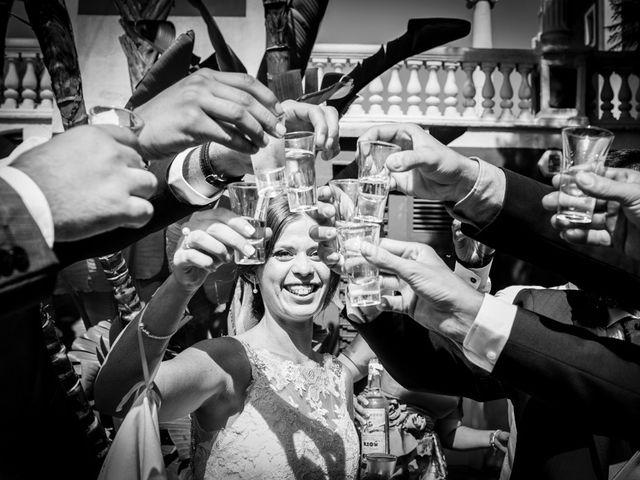 La boda de Sam y Aroa en Valencia, Valencia 74