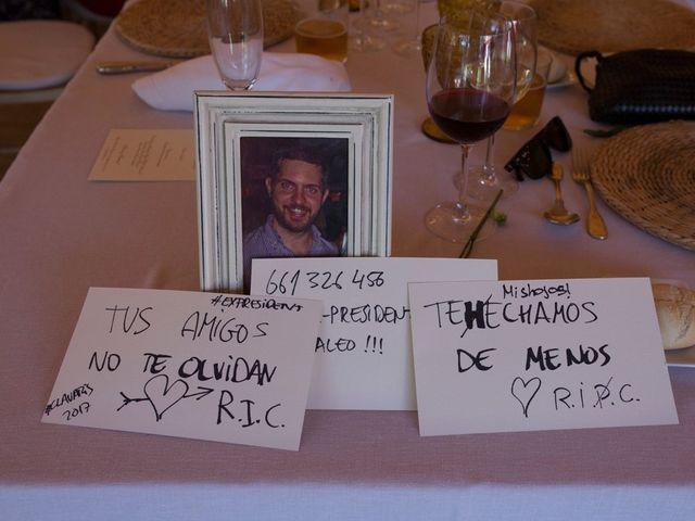 La boda de Sam y Aroa en Valencia, Valencia 80