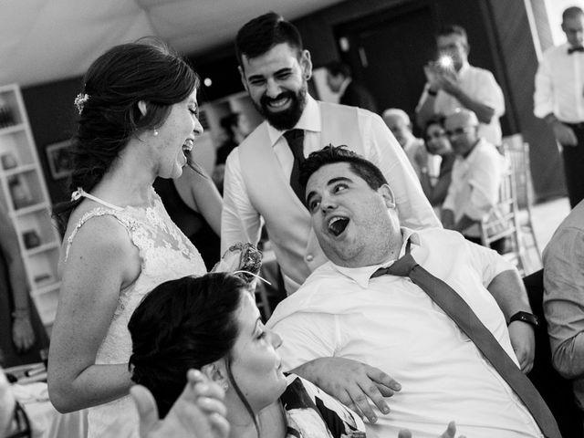 La boda de Sam y Aroa en Valencia, Valencia 92