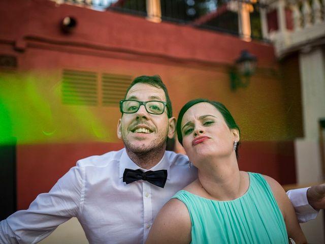 La boda de Sam y Aroa en Valencia, Valencia 115