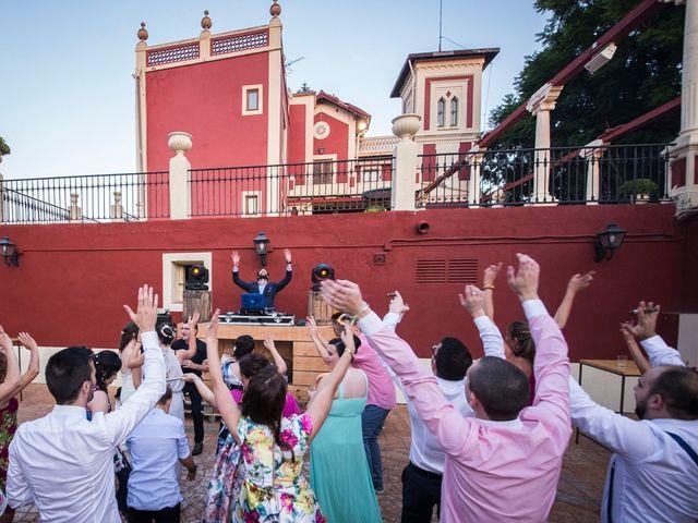 La boda de Sam y Aroa en Valencia, Valencia 121