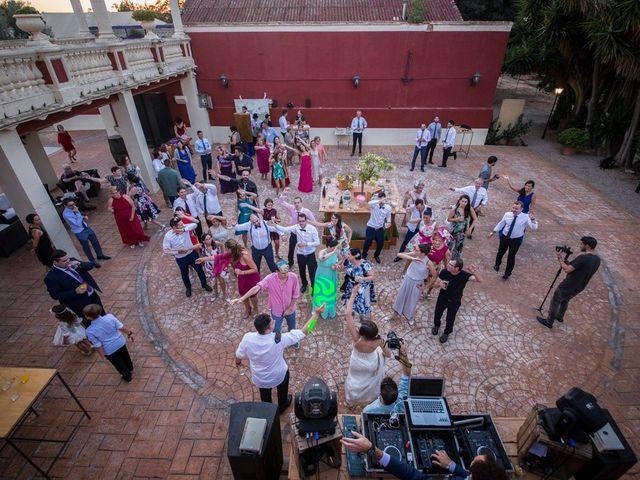 La boda de Sam y Aroa en Valencia, Valencia 122