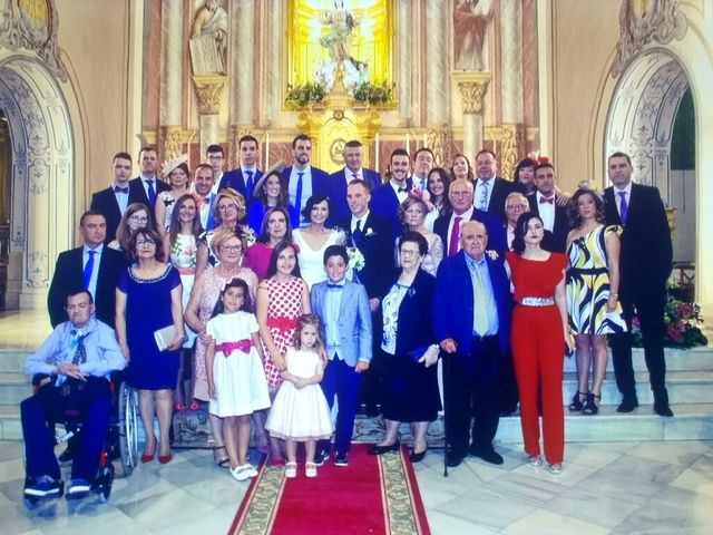 La boda de Cristina y Alex en Molina De Segura, Murcia 7