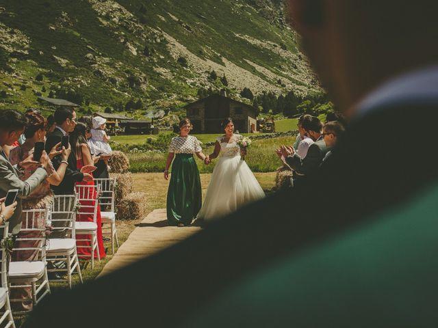 La boda de Juli y Elena en Andorra, Teruel 1