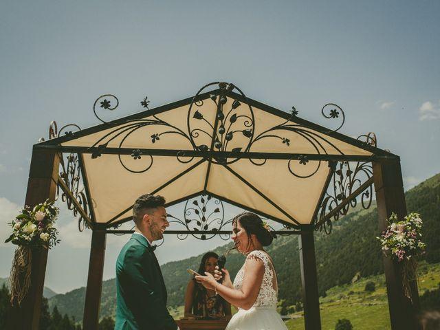 La boda de Juli y Elena en Andorra, Teruel 2