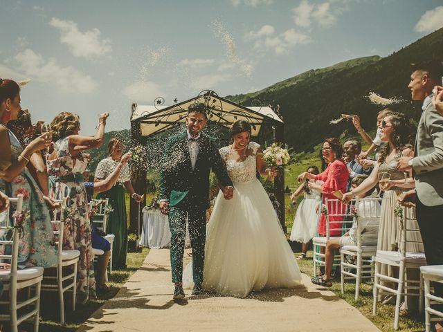La boda de Elena y Juli