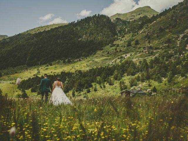La boda de Juli y Elena en Andorra, Teruel 4
