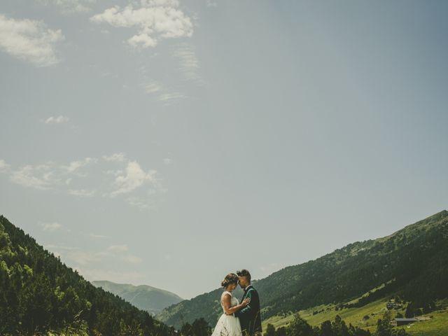 La boda de Juli y Elena en Andorra, Teruel 5