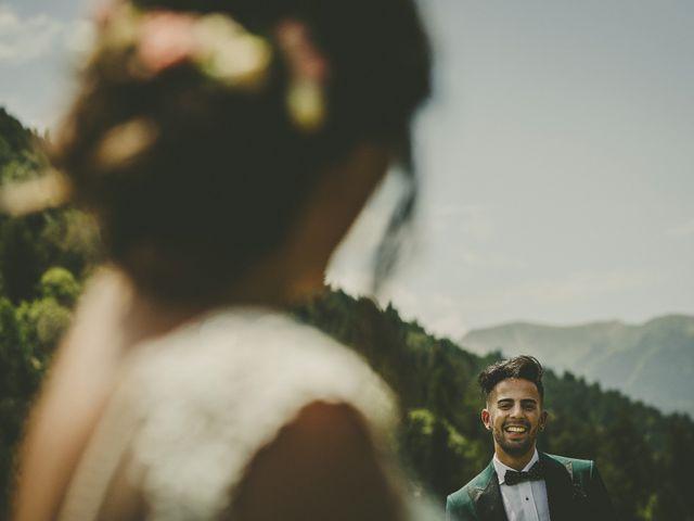 La boda de Juli y Elena en Andorra, Teruel 6