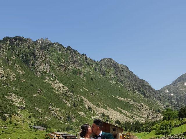 La boda de Juli y Elena en Andorra, Teruel 12