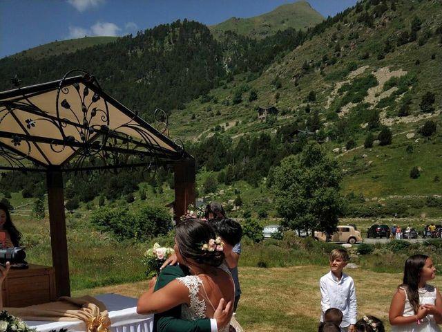 La boda de Juli y Elena en Andorra, Teruel 14