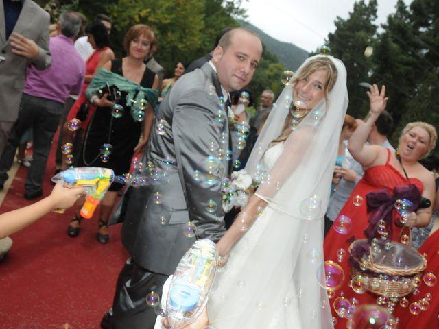 La boda de Patricia y Iván en Montseny, Barcelona 43
