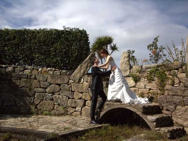 La boda de Jorge y Cris en Mougas, Pontevedra 3