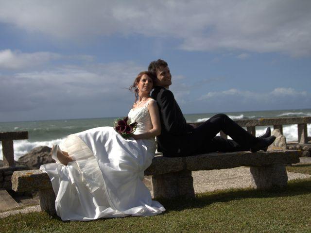 La boda de Jorge y Cris en Mougas, Pontevedra 5