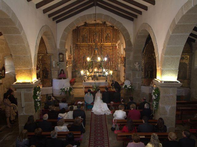 La boda de Jorge y Cris en Mougas, Pontevedra 7