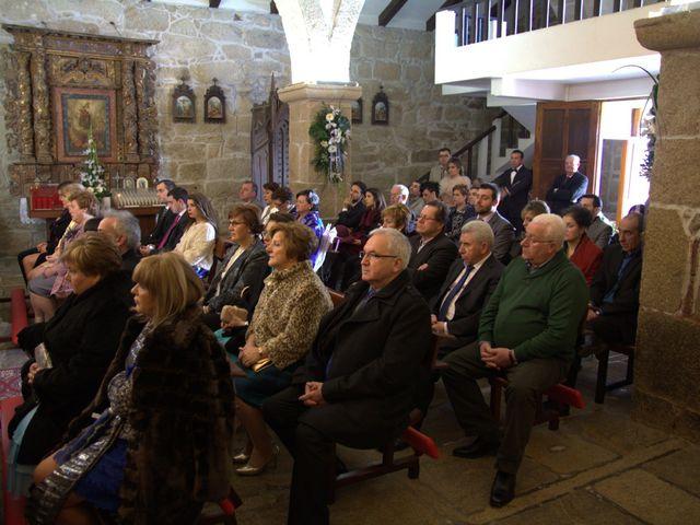 La boda de Jorge y Cris en Mougas, Pontevedra 8