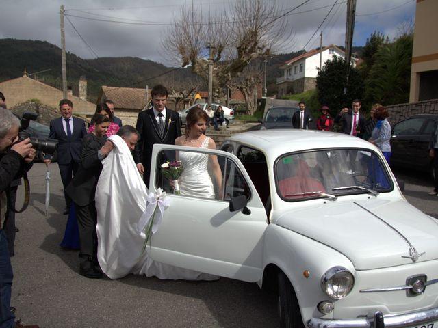 La boda de Jorge y Cris en Mougas, Pontevedra 9