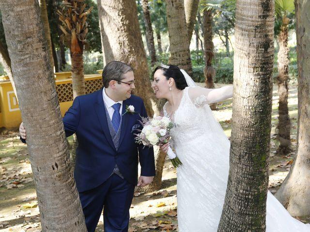 La boda de Jose Manuel y Carmen