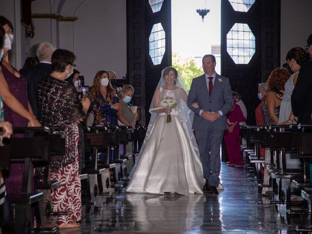 La boda de Juanjo y Lucía en Chiclana De La Frontera, Cádiz 7