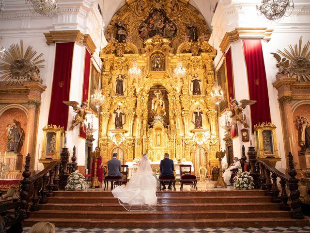 La boda de Juanjo y Lucía en Chiclana De La Frontera, Cádiz 8