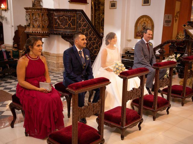 La boda de Juanjo y Lucía en Chiclana De La Frontera, Cádiz 10