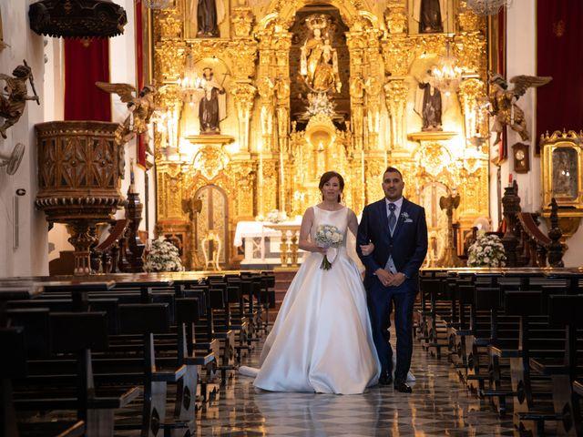 La boda de Juanjo y Lucía en Chiclana De La Frontera, Cádiz 14