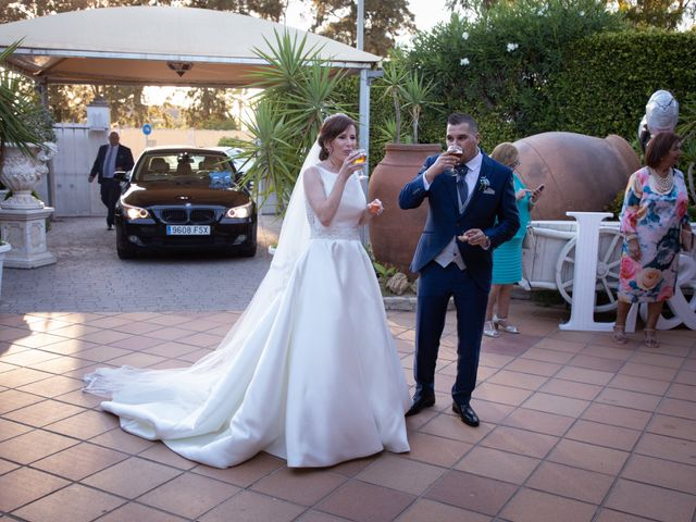 La boda de Juanjo y Lucía en Chiclana De La Frontera, Cádiz 21