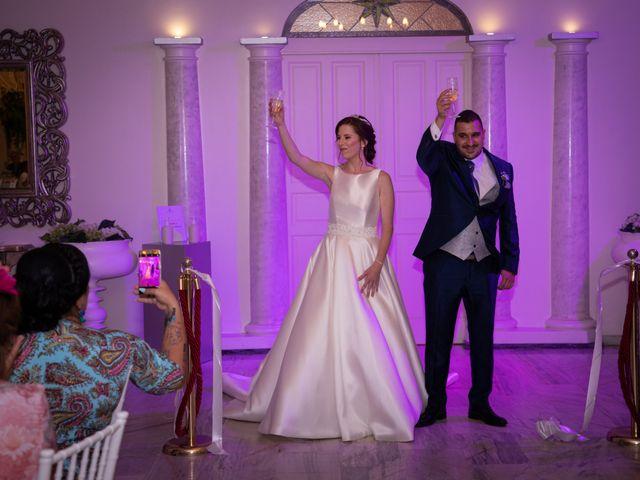 La boda de Juanjo y Lucía en Chiclana De La Frontera, Cádiz 24