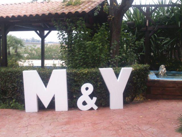 La boda de Miguel y Yessi en Valencia, Valencia 9