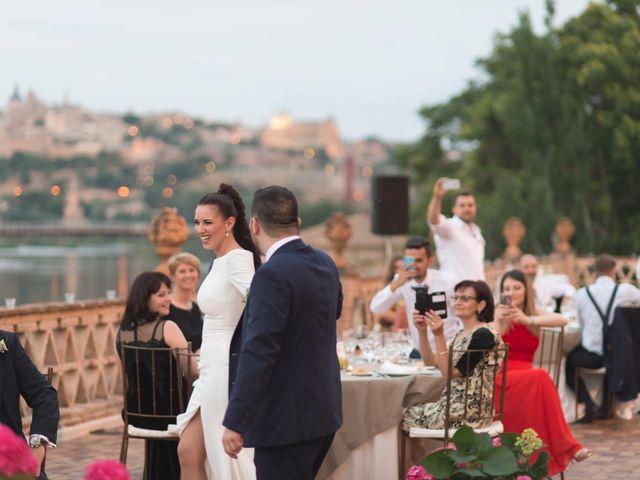 La boda de Bogdan y Sofía en Toledo, Toledo 39