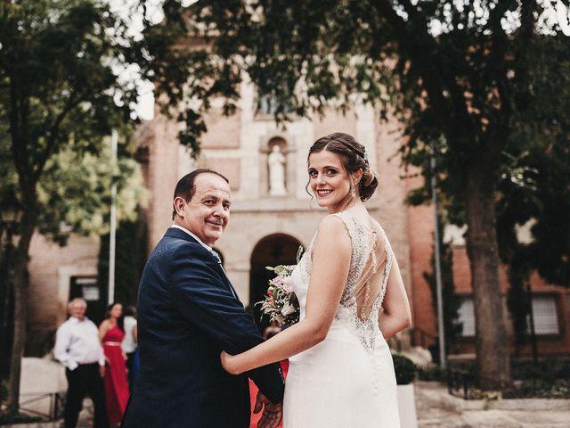 La boda de Adolfo y Pilar en Torrenueva, Ciudad Real 22