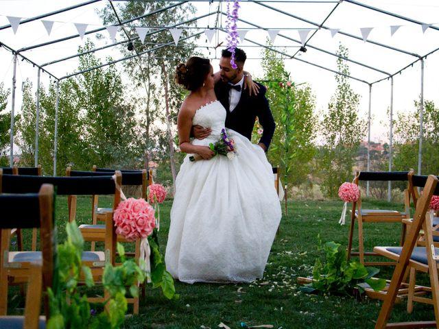 La boda de Nelly y Bilal