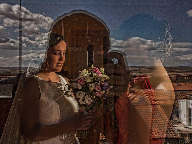 La boda de Carlos y Ángela en Ávila, Ávila 9