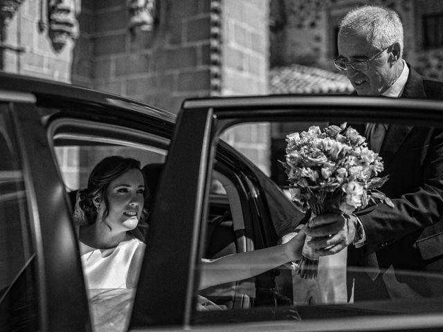 La boda de Carlos y Ángela en Ávila, Ávila 10