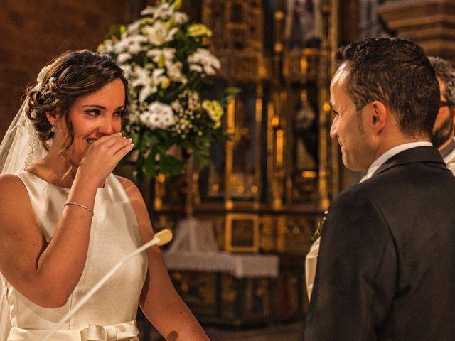 La boda de Carlos y Ángela en Ávila, Ávila 12