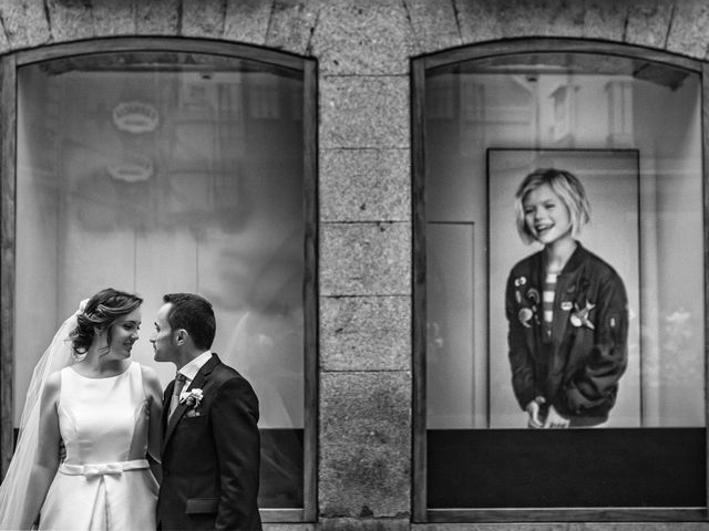 La boda de Ángela y Carlos