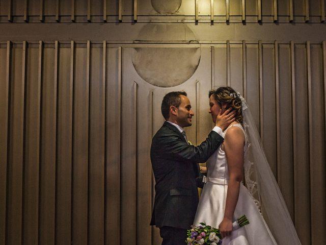 La boda de Carlos y Ángela en Ávila, Ávila 16