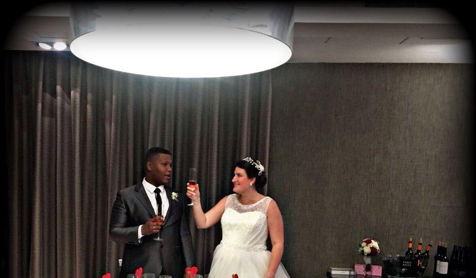 La boda de Jeam Pierre y Deborah en Madrid, Madrid