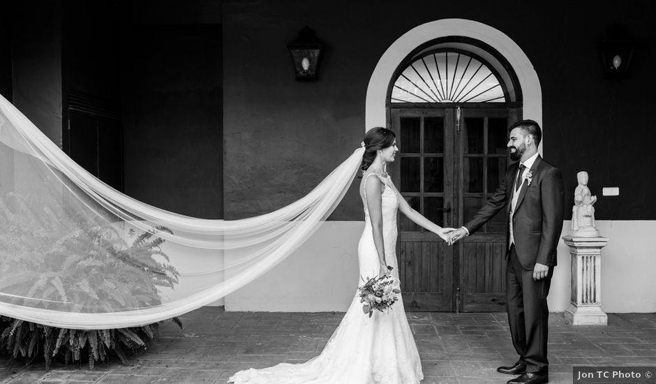 La boda de Sam y Aroa en Valencia, Valencia