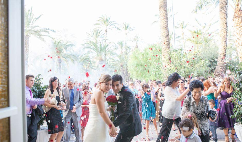 La boda de Marisa y Carlos en Elx/elche, Alicante