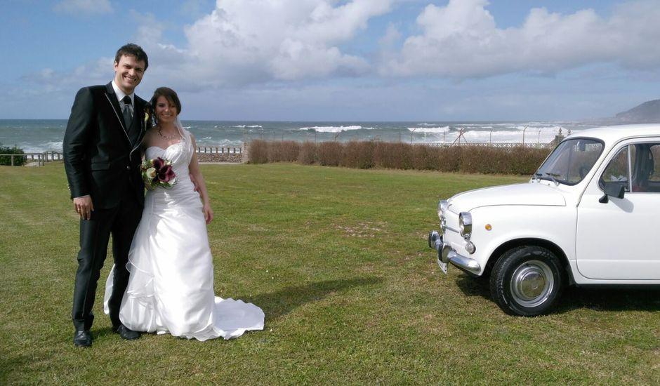 La boda de Jorge y Cris en Mougas, Pontevedra