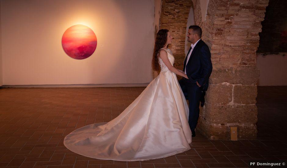 La boda de Juanjo y Lucía en Chiclana De La Frontera, Cádiz