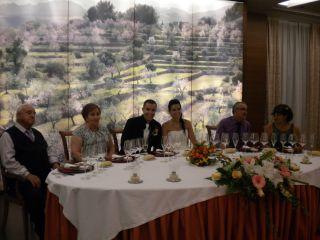 La boda de Fran y Mireya